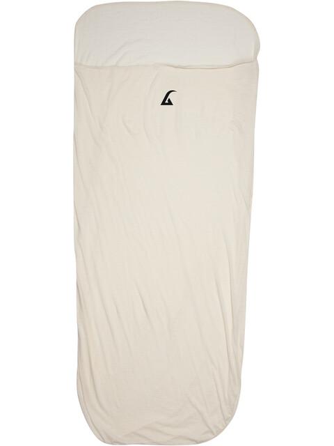 Alvivo Merino Inlett - Fundas para sacos - 195cm beige